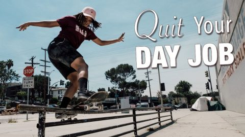 Quit Your Day Job feat. Vanessa Torres, Lacey Baker, Samarria Brevard - Official Trailer - Echoboom Sports
