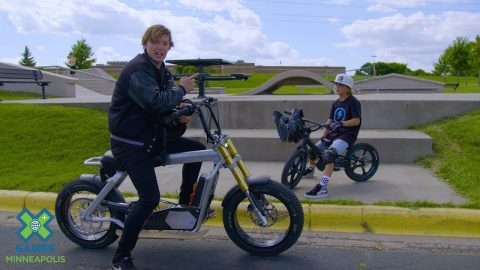 R Willy Rides Into The Future | X Games Minneapolis 2019 | X Games