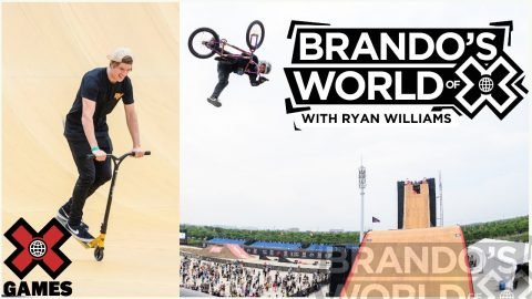 R WILLY: The Reward Is Worth The Risk | World of X Games | X Games