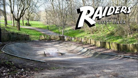 Raiders of the Lost Park 7 - Kelvin bowl, Sheffield - Sidewalk Mag