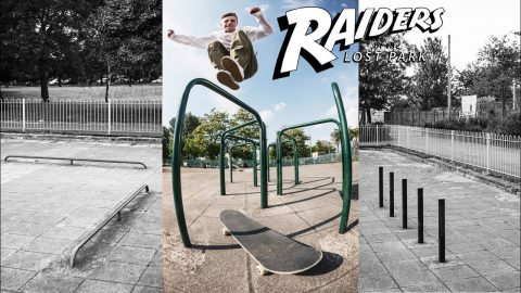 Raiders of the Lost Park 8 - Parsloes skatepark, Dagenham | Sidewalk Mag