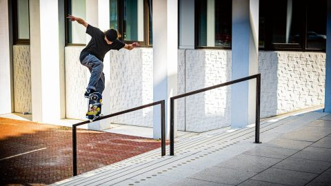Rambo Crew's 'Passing By' | Freeskatemag