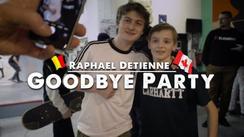 Raphaël Detienne - Goodbye Party | Kaaf Movie