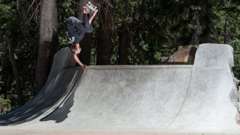 Rapid Fire: Anakin Senn | Woodward Camp
