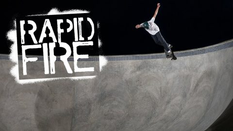 Rapid Fire: Andrew Daigle, Mike Jenson & Cameron Noren | Woodward Camp
