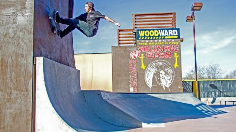 Rapid Fire: Brad McClain - Woodward Camp