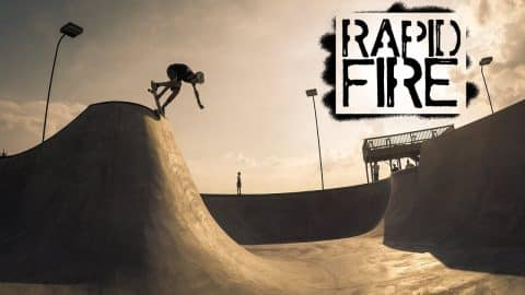 Rapid Fire: The Cage 2.0 - Woodward Camp