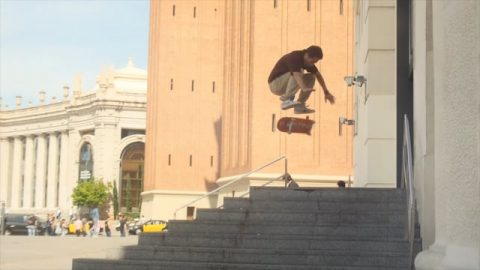 Raul Escalante | Video Part | Be Skate Mag