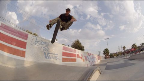 RAW CLIPS AT VANS' HUNTINGTON BEACH PARK