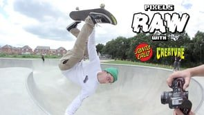RAW: 'Cruz N' Creature UK Team Tour 2015 - Vimeo / Pixels's videos