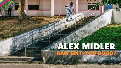 RAW EDIT: Alex Midler YOU GOOD? Video Part | Red Bull Skateboarding