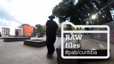 Raw files ep 1 pab | Alex Carolino