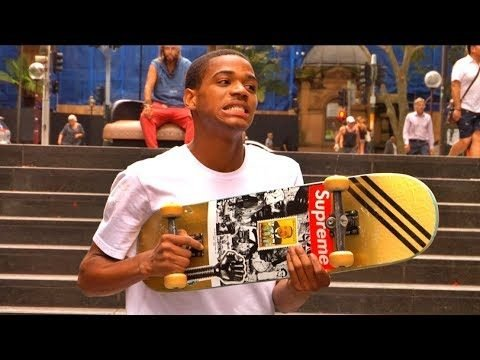 RAW FILES & EXTRAS - HARDIES HARDWARE AUSTRALIA TRIP - Davonte Jolly