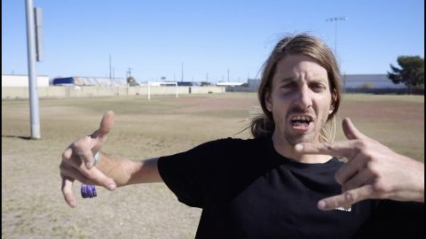 Raw Footage: Jaws Skates 30 Skateparks In One Day   CCS