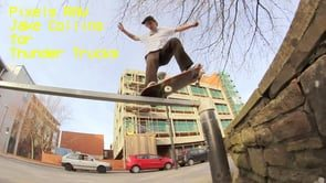 RAW: Jake Collins for Thunder Trucks - Vimeo / Pixels's videos