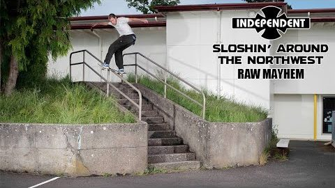 "RAW MAYHEM w/ Henry Gartland, Kirby and Zack Wallin ""Sloshin Around"" 
