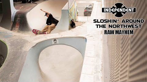 "RAW MAYHEM w/ Pedro Delfino & Pabich Bros ""Sloshin Around"" 