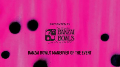 RCGS National Final | Banzai Bowls Maneuver of the Event | C-Street, Ventura, CA | Rip Curl