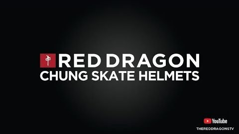 RDS CHUNG SKATE HELMET REVIEW by Ben Degros. | TheRedDragonsTV