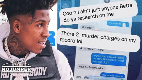 Reacting to NBA Youngboy's Insane DMs | No Jumper