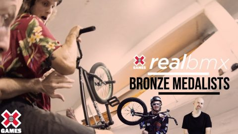 REAL BMX 2020: Bronze Medal Video | World of X Games | X Games