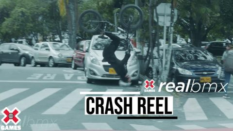 REAL BMX 2020: Crash Reel | World of X Games | X Games