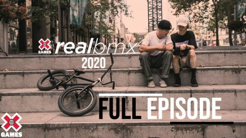 REAL BMX 2020: Full Broadcast | World of X Games | X Games