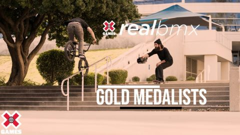 REAL BMX 2020: Gold Medal Video | World of X Games | X Games