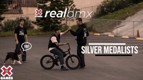 REAL BMX 2020: Silver Medal Video | World of X Games | X Games