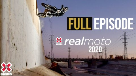 REAL MOTO 2020: Full Broadcast | World of X Games | X Games