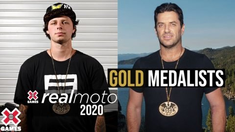 REAL MOTO 2020: Gold Medal Video | World of X Games | X Games