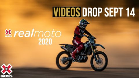 Real Moto 2020: VIDEOS DROP SEPTEMBER 14 | World of X Games | X Games