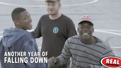 REAL Skateboards : Another Year of Falling Down | REAL Skateboards
