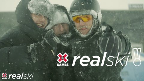 REAL SKI 2020: Bronze Medal Video | X Games | X Games