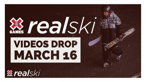 Real Ski 2020: VIDEOS DROP MARCH 16   World of X Games   X Games