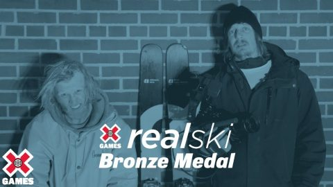 REAL SKI 2021: Bronze Medal Video | World of X Games | X Games
