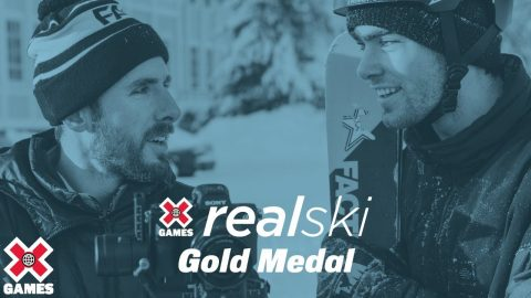 REAL SKI 2021: Gold Medal Video | World of X Games | X Games