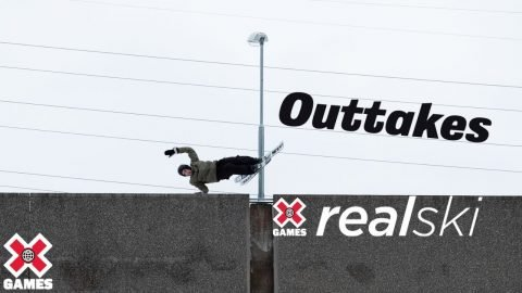 REAL SKI 2021: Outtakes Reel | World of X Games | X Games