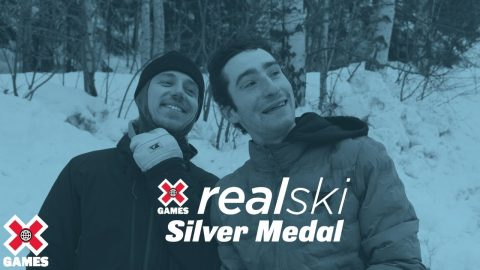 REAL SKI 2021: Silver Medal Video | World of X Games | X Games