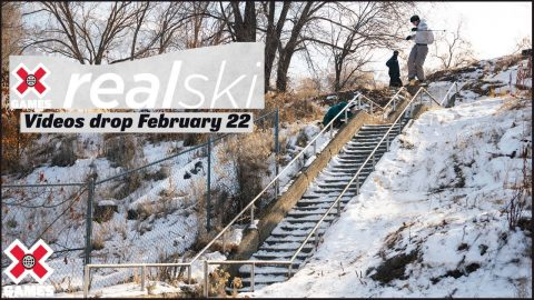 Real Ski 2021: VIDEOS DROP FEBRUARY 22 | World of X Games | X Games