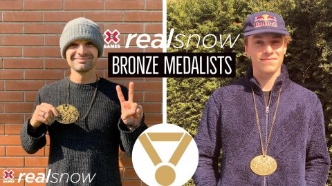 REAL SNOW 2020: Bronze Medal Video | X Games | X Games
