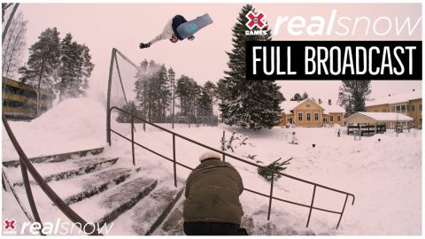 Real Snow 2020: FULL BROADCAST | World of X Games | X Games