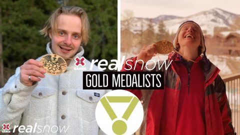 REAL SNOW 2020: Gold Medal Video | X Games | X Games
