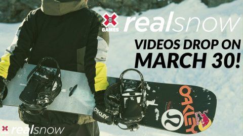 Real Snow 2020: VIDEOS DROP MARCH 30 | World of X Games | X Games