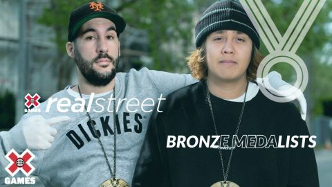 REAL STREET 2020: Bronze Medal Video | World of X Games | X Games