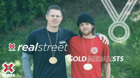 REAL STREET 2020: Gold Medal Video | World of X Games | X Games