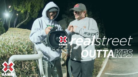 REAL STREET 2020: Outtakes Reel | World of X Games | X Games