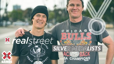 REAL STREET 2020: Silver Medal Video | World of X Games | X Games