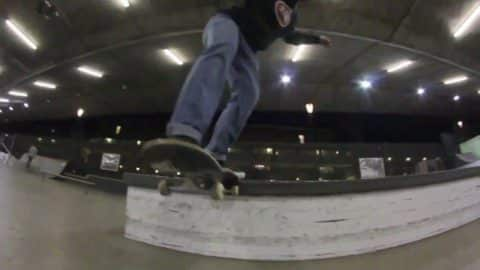 Real Wednesday's @ BaySixty6 Skatepark : Harry Lintell and Dylan Hughes - Pixels