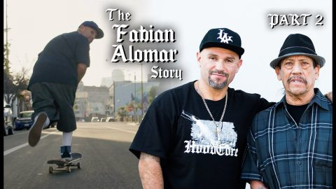 Recovery Through Skateboarding: The Fabian Alomar Story Pt. 2 | The Berrics